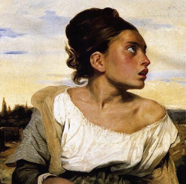 Rétrospective Eugène Delacroix au Louvre