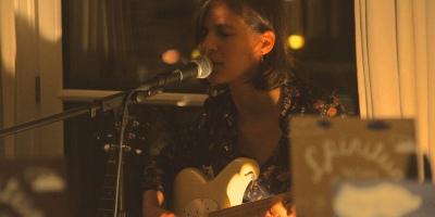 House concert chez Victoire Oberkampf