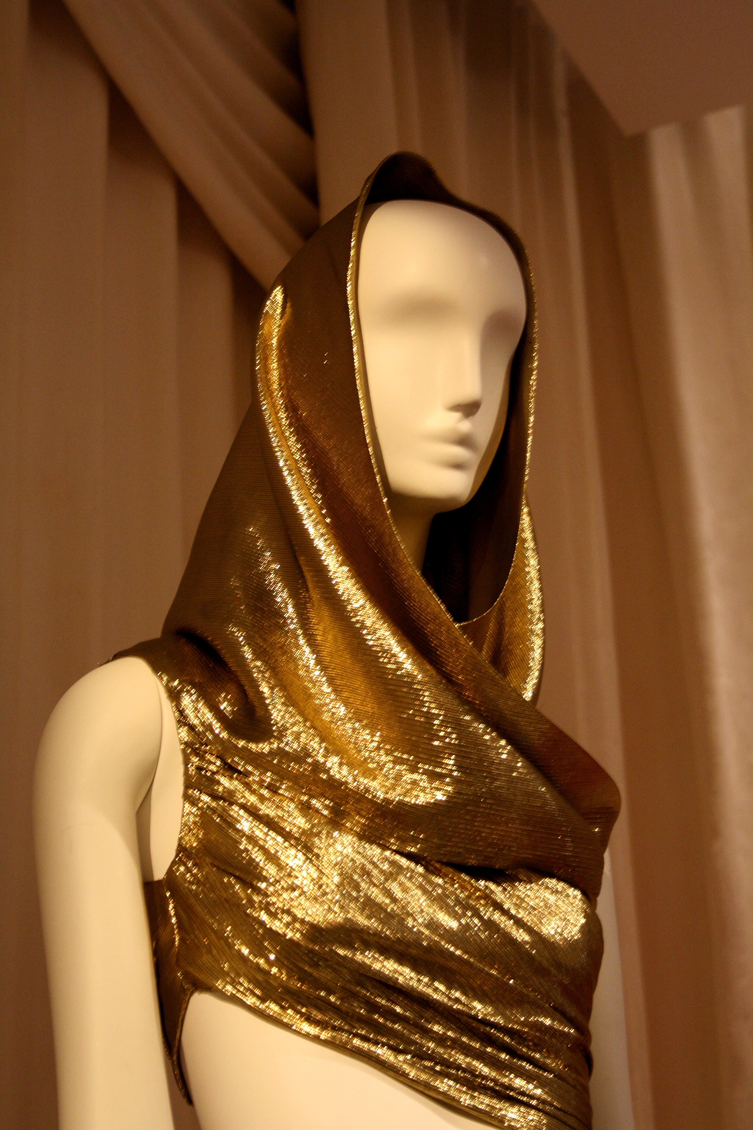 Robe du soir, haute couture YSL