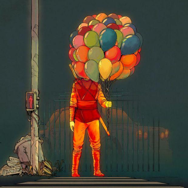 Pochette de l'album «Épilogue» de Orelsan