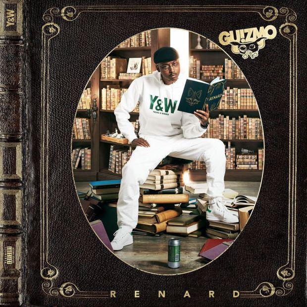 Pochette de l'album «Renard» de GUIZMO