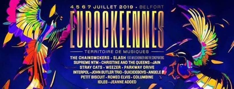 Eurockéennes 2019