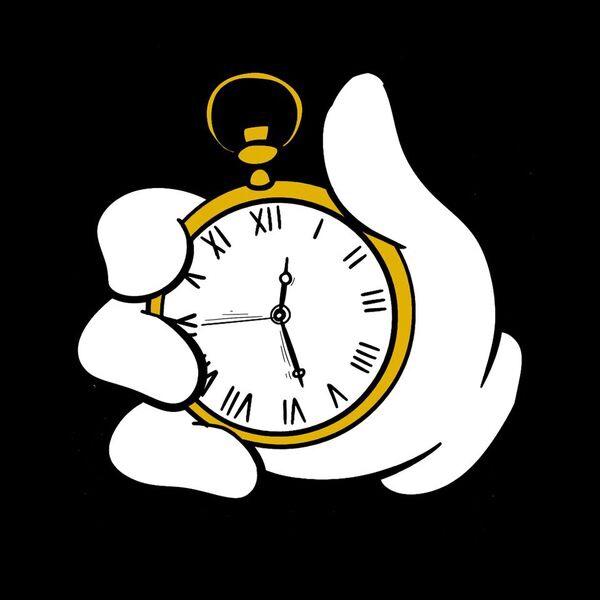 Pochette de l'album «Clock Master»