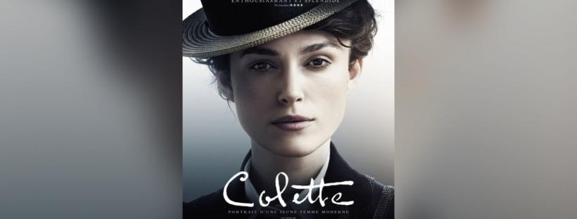 """""""Colette"""" l'affiche. ©️Mars Films"""