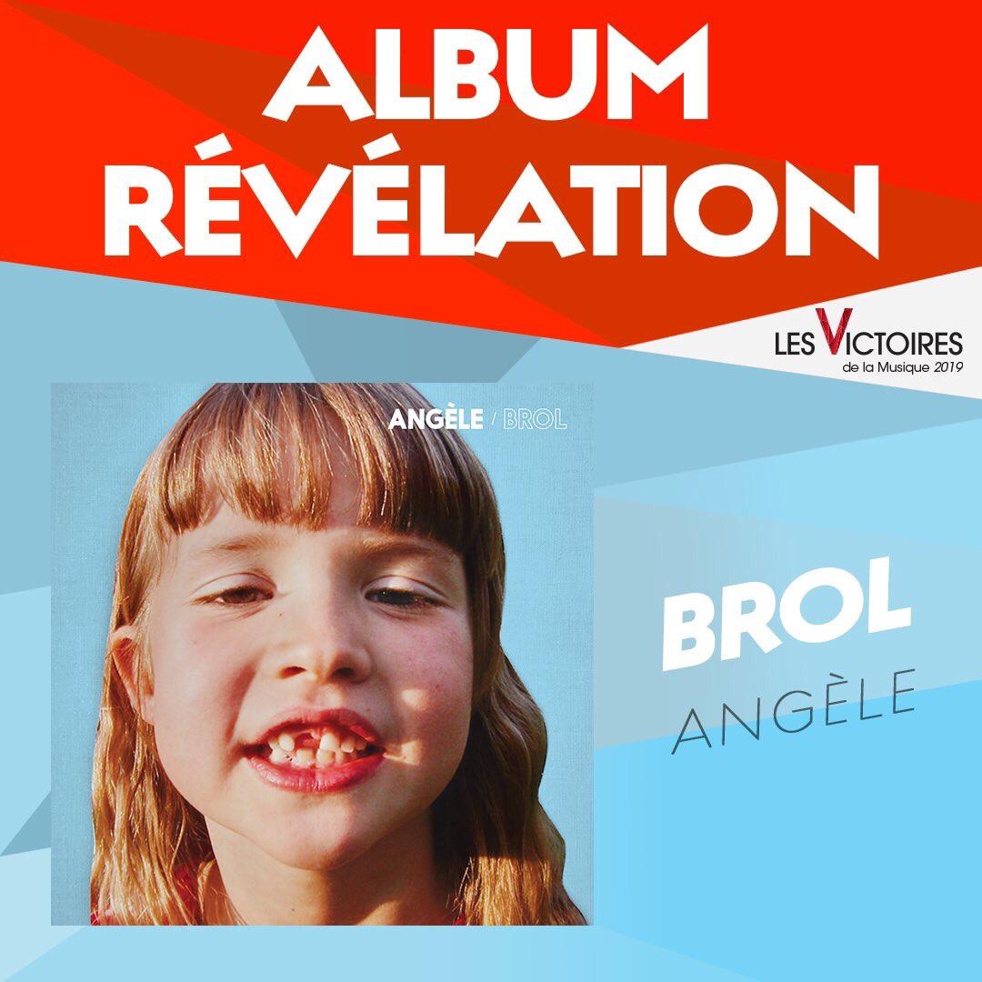 Angèle, Album Révélation de l'année