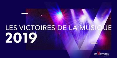 Les victoires de la Musique 2019. ©️ Les victoires de la Musique