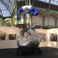 «L'évitation» Éric Soak