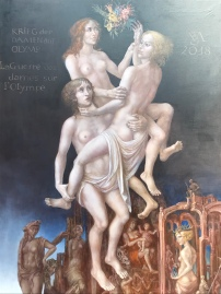 «La guerre des dames sur l'Olympe»