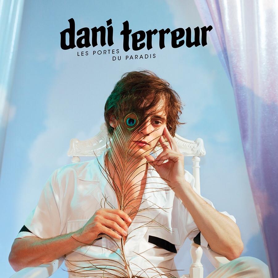 Pochette du premier album de Dani Terreur «Les Portes du Paradis»