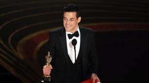 Rami Malek, Oscar 2019 du meilleur acteur. ©️: Kevin Winter/Getty Images