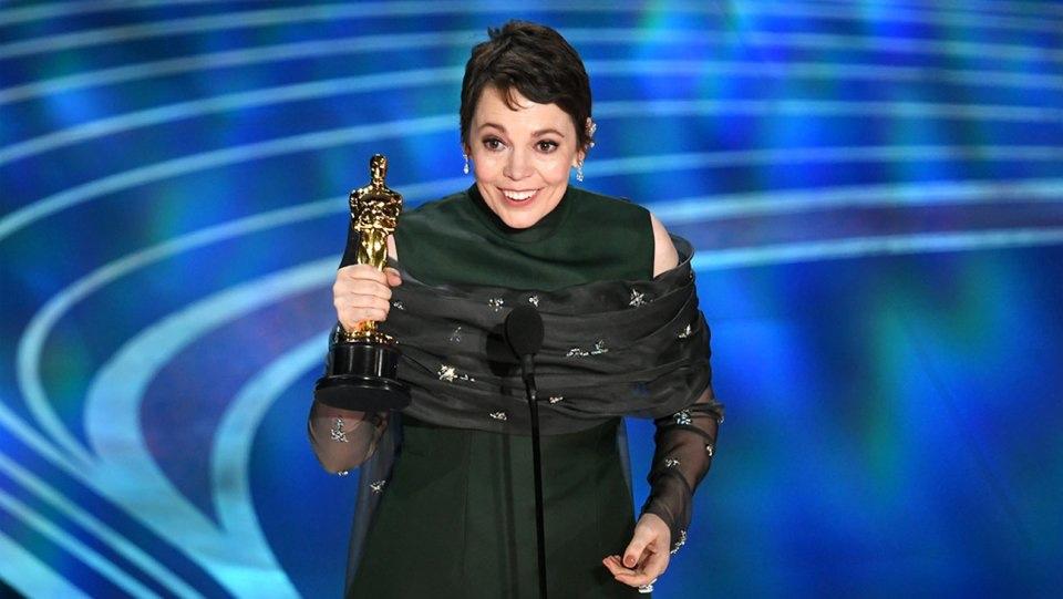 Olivia Colman, Oscar 2019 de la meilleure actrice. ©️: Kevin Winter/Getty Images
