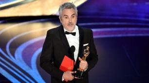 Alfonso Cuaron, Oscar 2019 du meilleur réalisateur. ©️: Kevin Winter/Getty Images