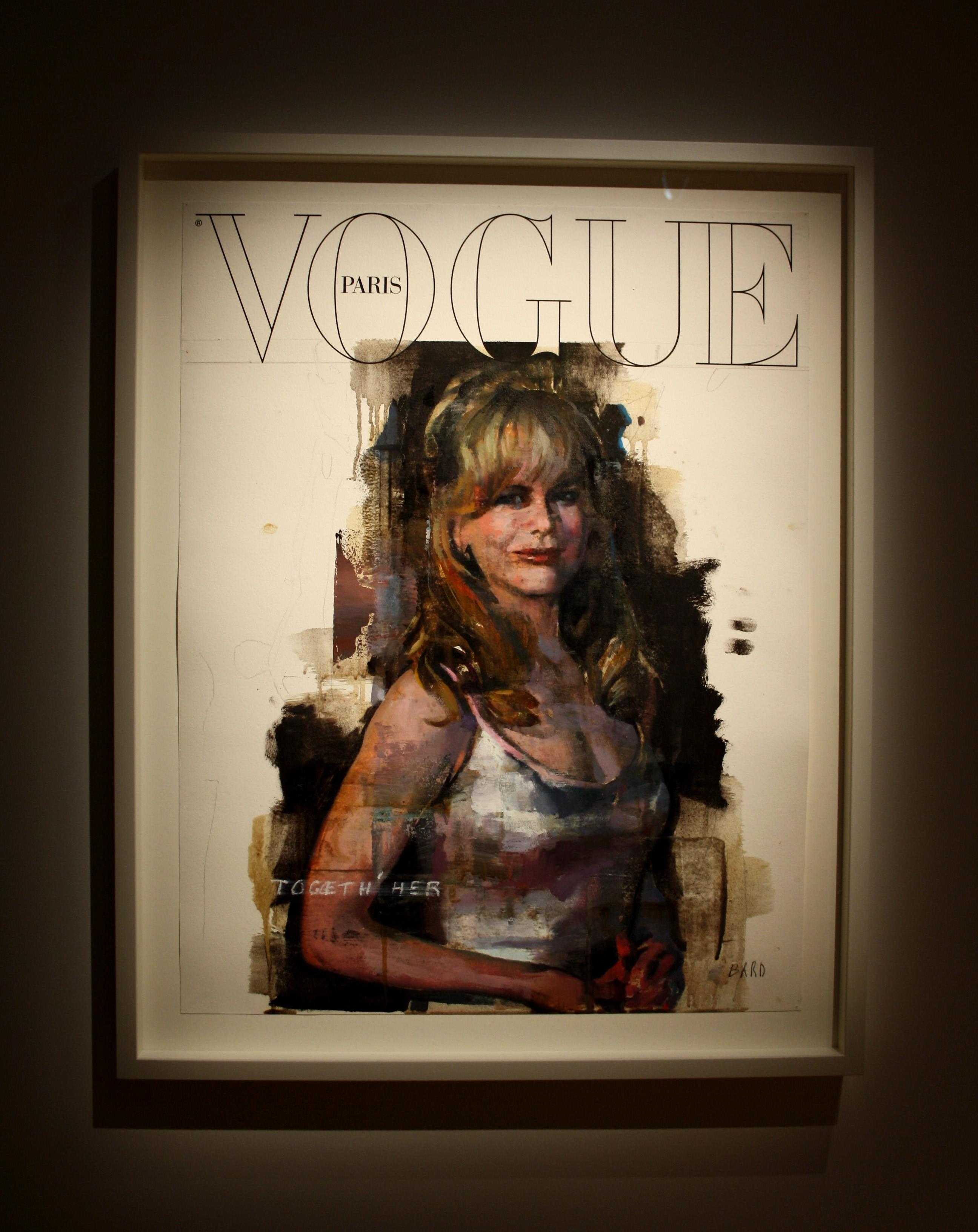 Nicole Kidman à la Une de Vogue Paris