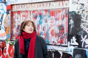 Jane Birkin. © Carole Bellaiche