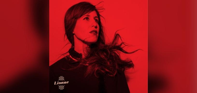 """Pochette de """"Lionne"""" Le premier EP d'Anne Berry"""