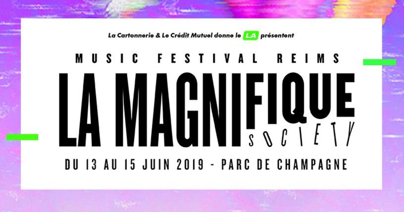 Logo Magnifique