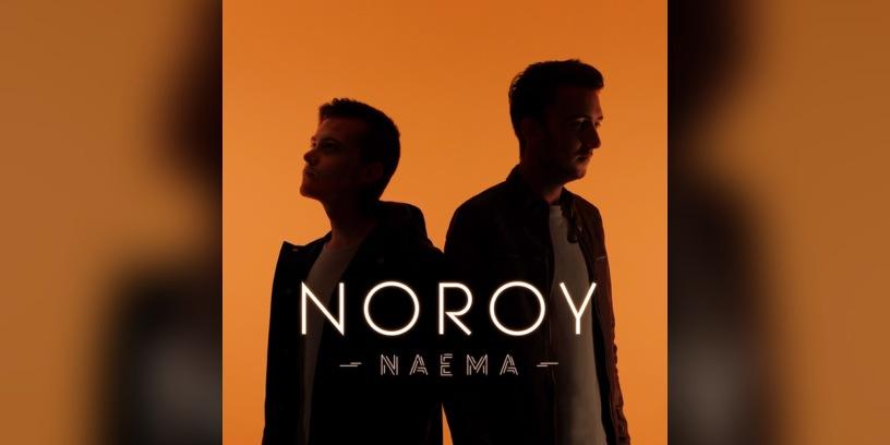 Pochette du Premier EP du Duo Noroy