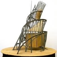 Tatline, Maquette du Monument. © Droits réservés / photo State Museum and Exhibition Center ROSIZO, Moscou