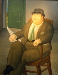 Botero Art Paris Art Fair 2019