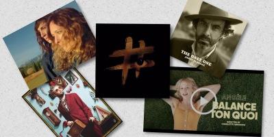 les clips de la semaine #10 avec Di#se, Auren, Angèle, James Elganz et El Gato Negro.