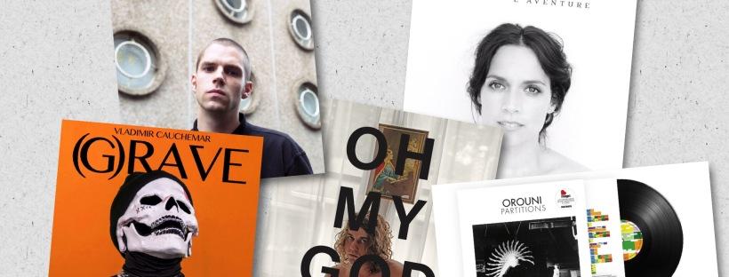Les clips de la semaine #11 avec Vladimir Cauchemar, Orouni, Hervé, Nach et Kebin Morby.