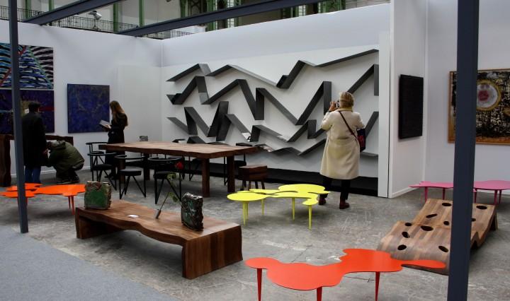 Mobilier Design Art Paris Art Fair 2019