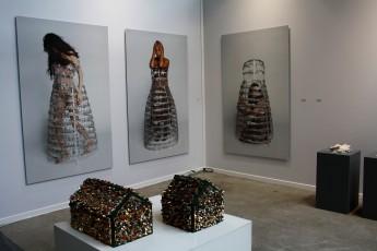 Mode et Art à l'Art Paris Art Fair 2019