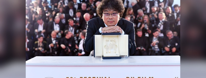 BONG Joon-Ho,Palme d'or 2019 pour GISAENGCHUNG (Parasite).