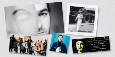 Les clips de la semaine #16 avec Eiffel, David Assaraf, Romain Muller, DBK Project et Matias Enaut.