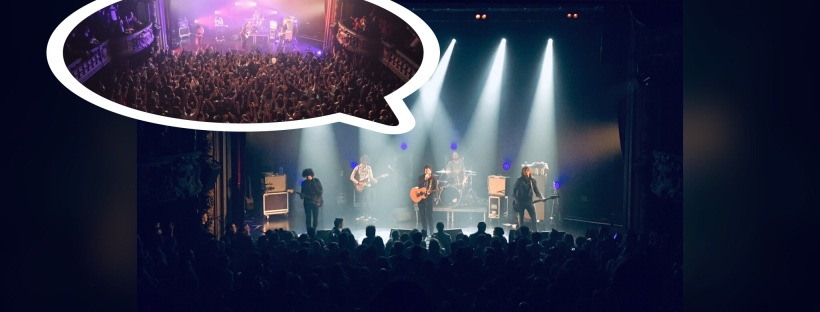 Stuck In The Sound au Trianon, le 9 mai 2019