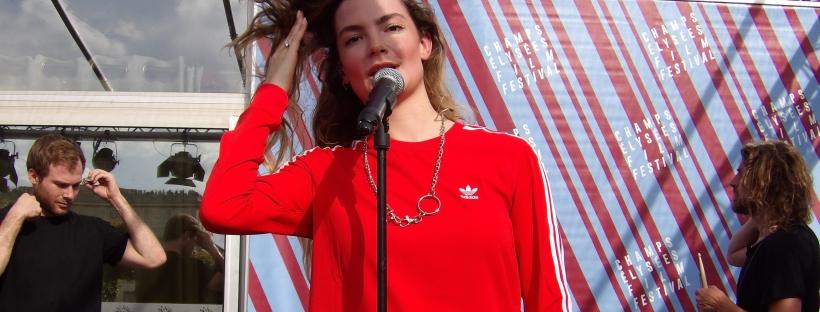 Claire Laffut, Champs Elysées Film Festival 2019.