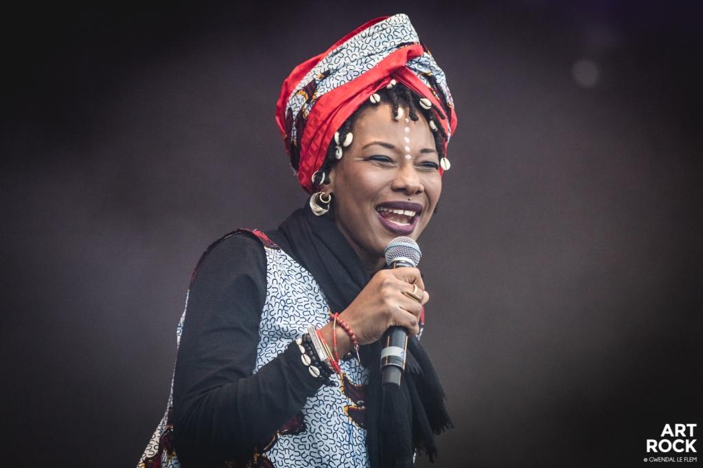 Fatoumata Diawara, Art Rock 2019. ©: Gwendal Le Flem