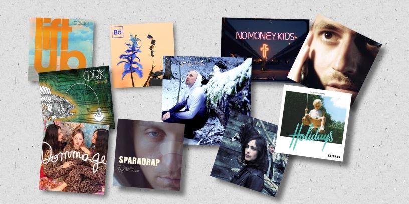 les clips de la semaine #17 avec Bô, Dune, Ork, No Money Kids, Dalton Telegramme, Louise Larret,Hum Hum, Fatbabs, Agapé et Syrano