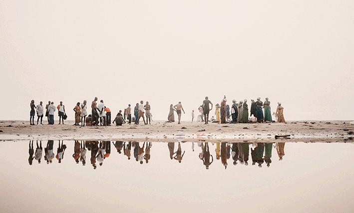 Varanasi, India, 2008 / Ganga Ma © Giulio Di STURCO