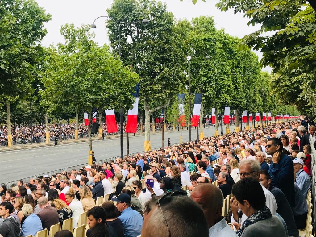 Défilé Militaire du 14 juillet 2019