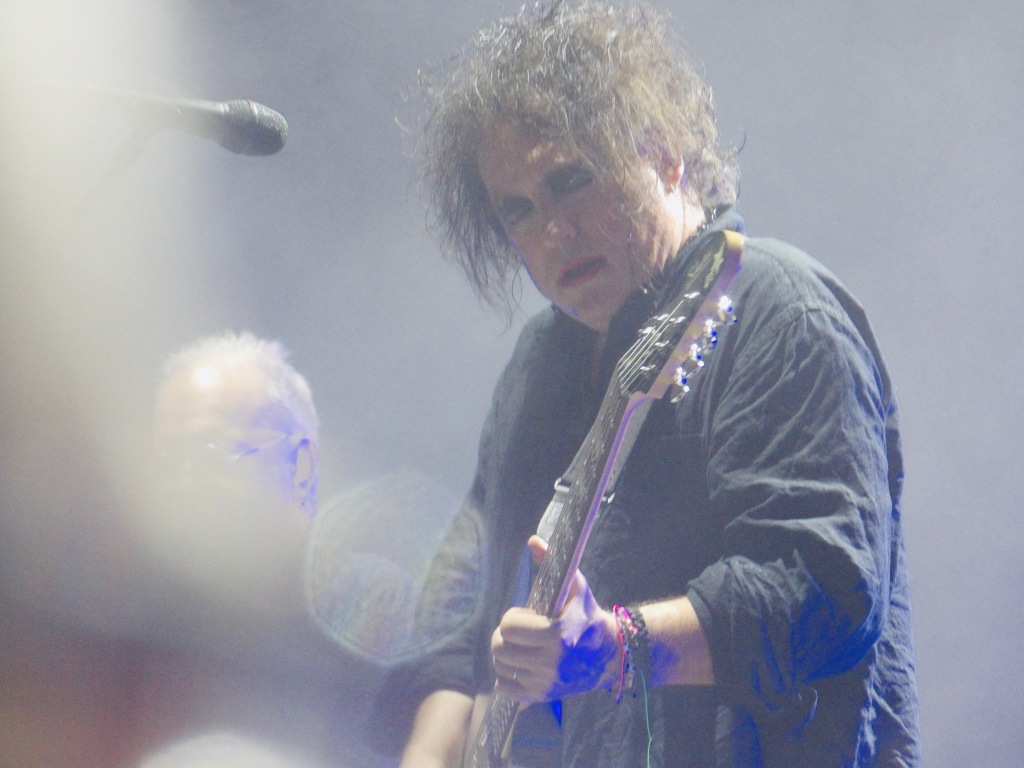 The Cure, Paléo festival Nyon 2019.