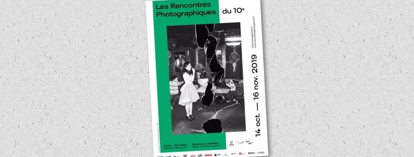 Affiche Rencontres Photographiques du 8ème
