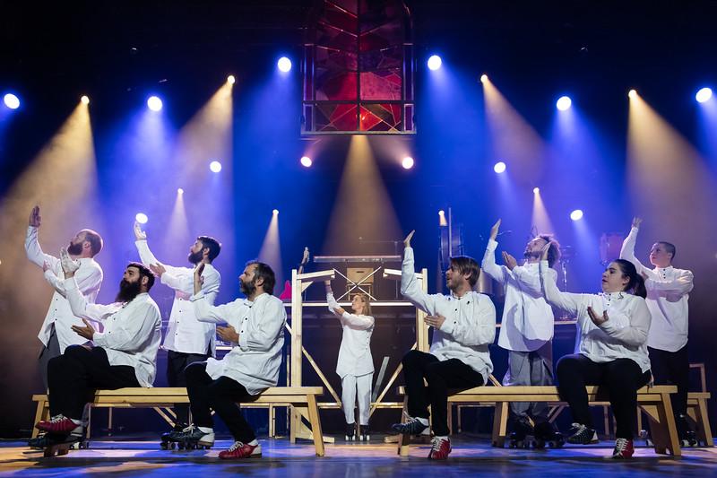 Cirque Alfonse, Paléo Festival Nyon 2019. ©: Paléo / Ludwig Wallendorff