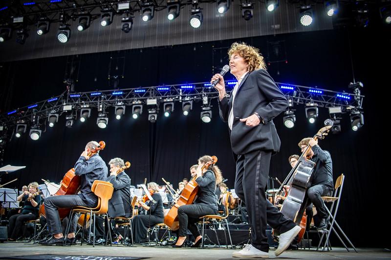 Jane Birkin, Paléo Festival 2019. ©: Paléo / Anne Colliard
