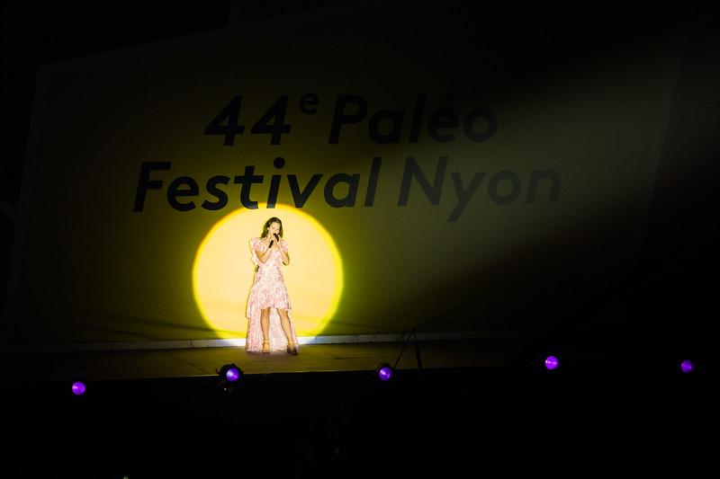 Lana Del Rey, Paleo Festival 2019. ©: Paléo / Nicolas Patault