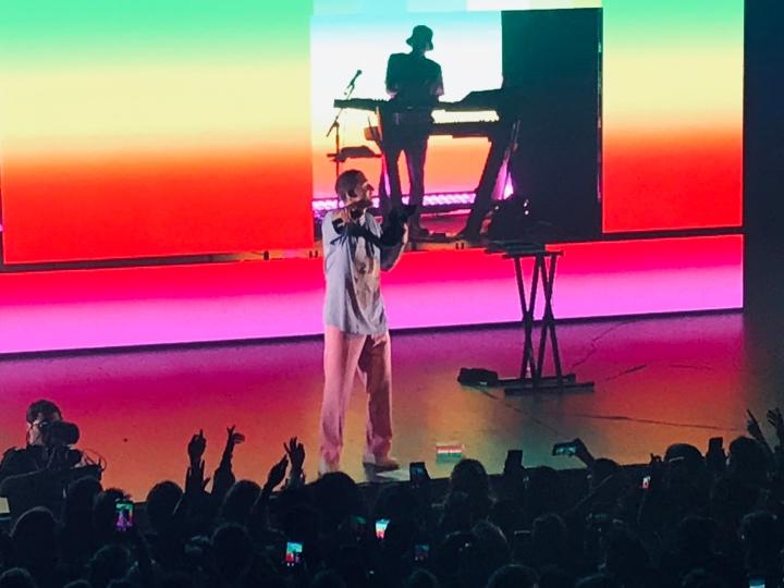 Lauv au Trianon le samedi 02 novembre 2019.