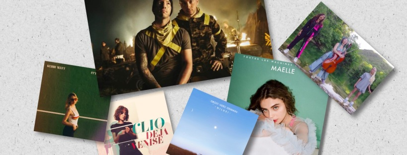les clips de la semaine #24 avec Twenty One Pilots, Kerri Watt, Clio, Maelle, L.E.J, Nilusi