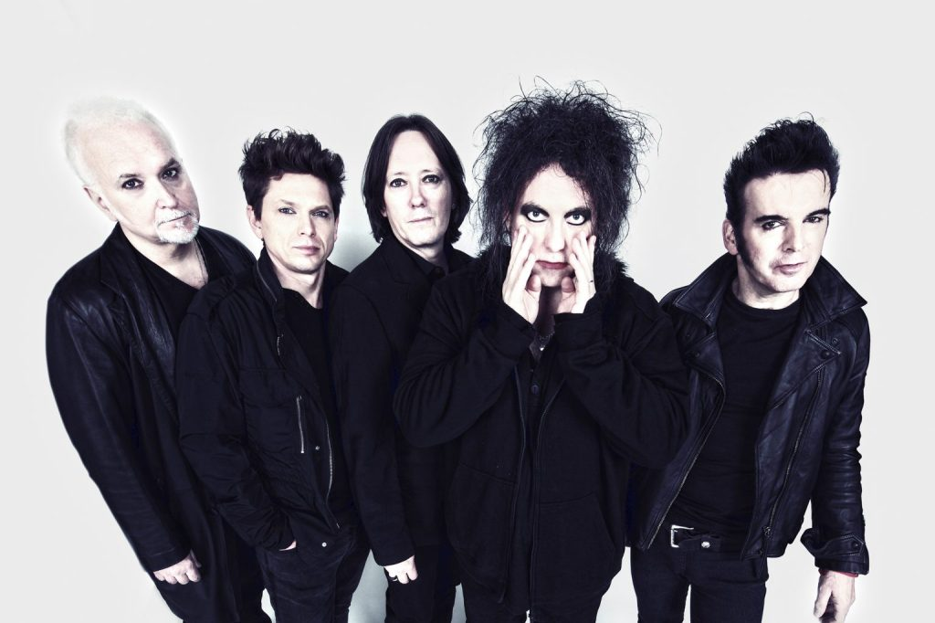 The Cure, Rock-en-Seine 2019.