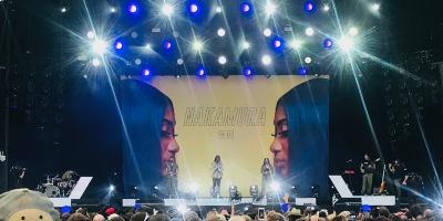 Aya Nakamura, fête de l'Humanité 2019. (c): Phenixwebtv.com