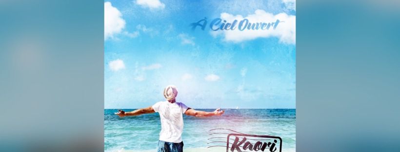 Cover de l'album A ciel ouvert de Kaori