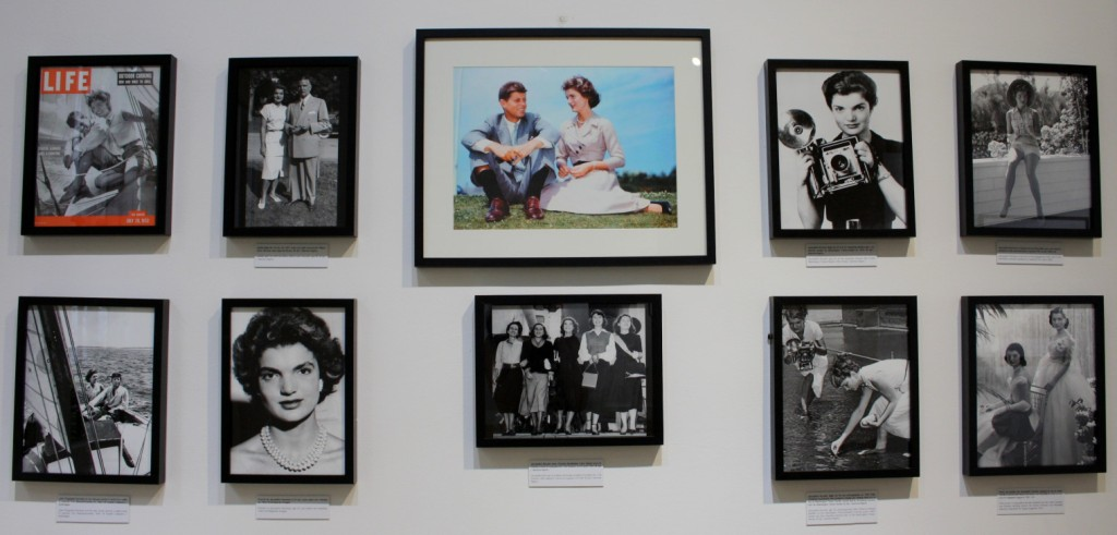 Jackie Kennedy, l'icône à la Galerie Joseph à Paris.