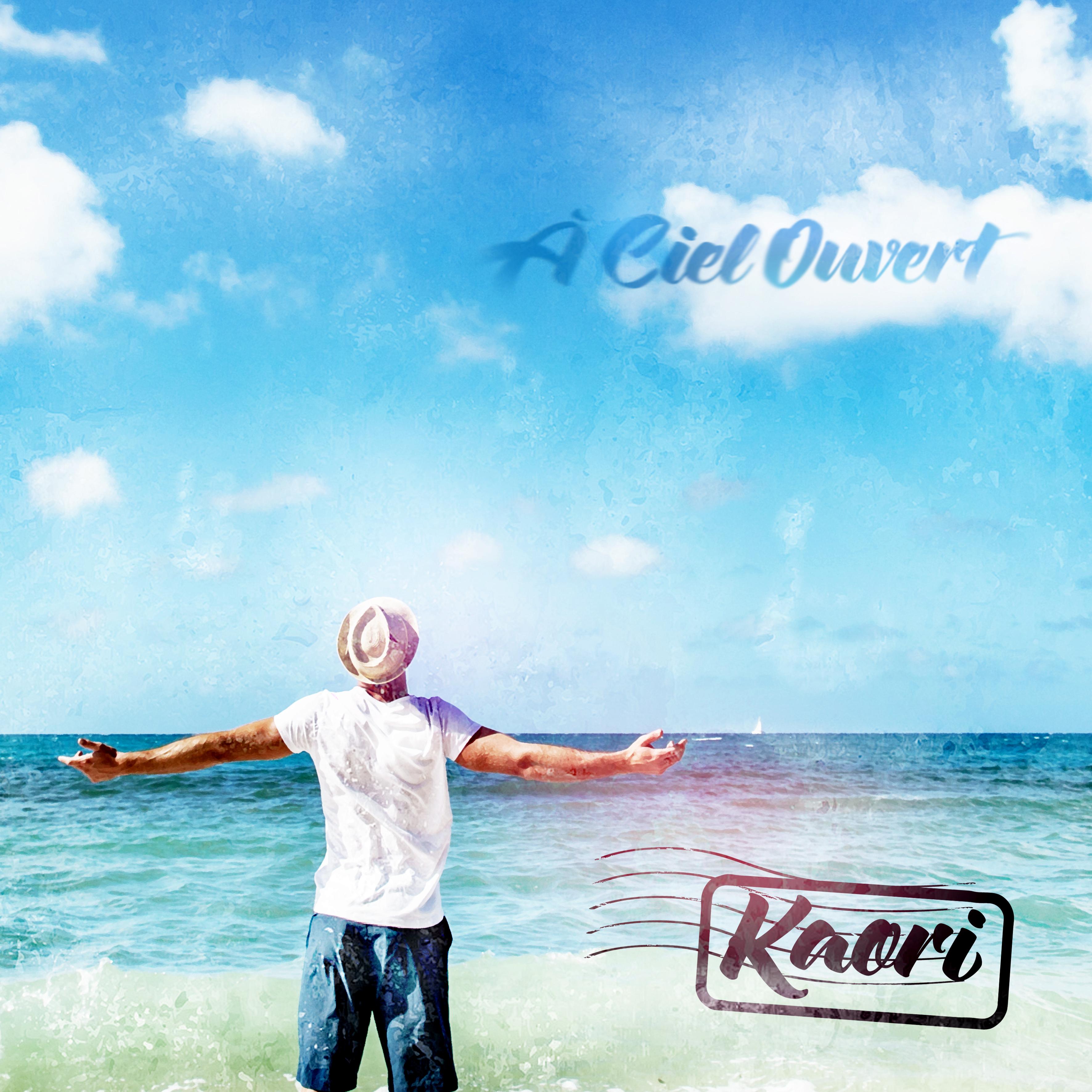 "KAORI ""A ciel ouvert"" cover"