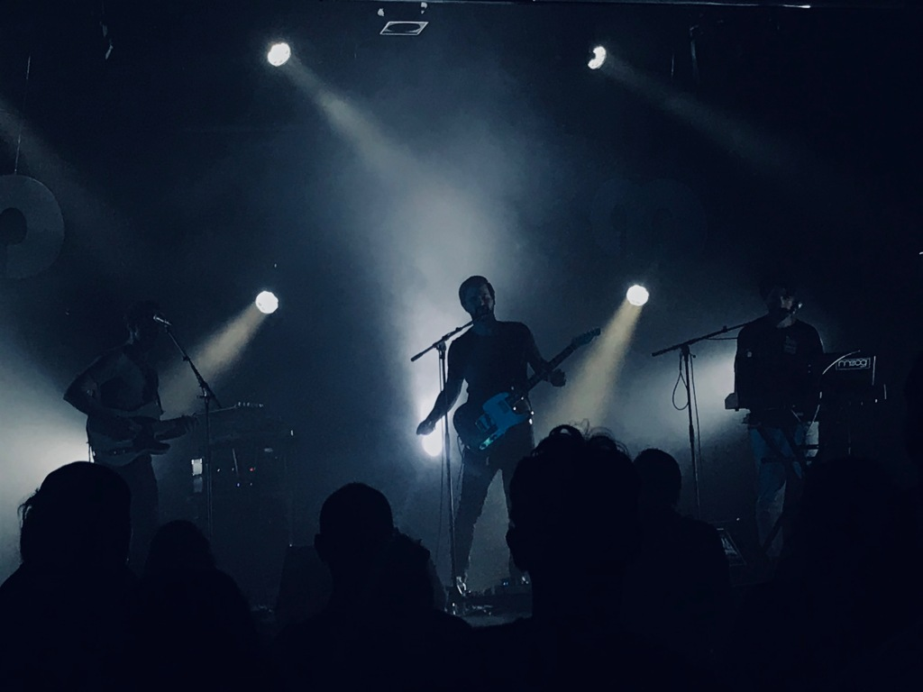 le groupe Mirage Club, Mama festival 2019.