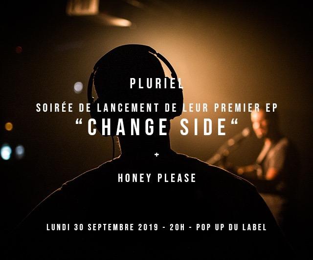 Release Party le 30 septembre 2019.