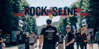 Rock en Seine 2019. ©: Mathieu Foucher